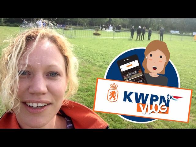 Karin Vlog #2: Selectiedag nationale tuigpaardveulenveiling