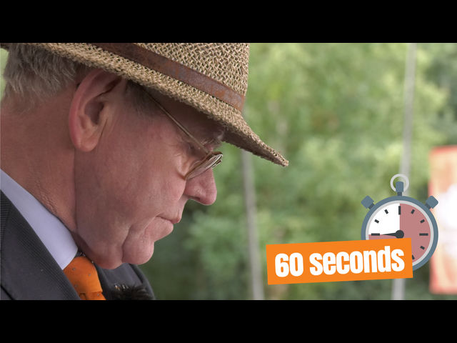 60 seconds - Wil Haarman