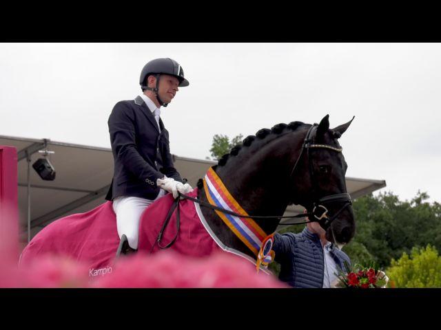 Bart Veeze over zijn winst in de Pavo Cup