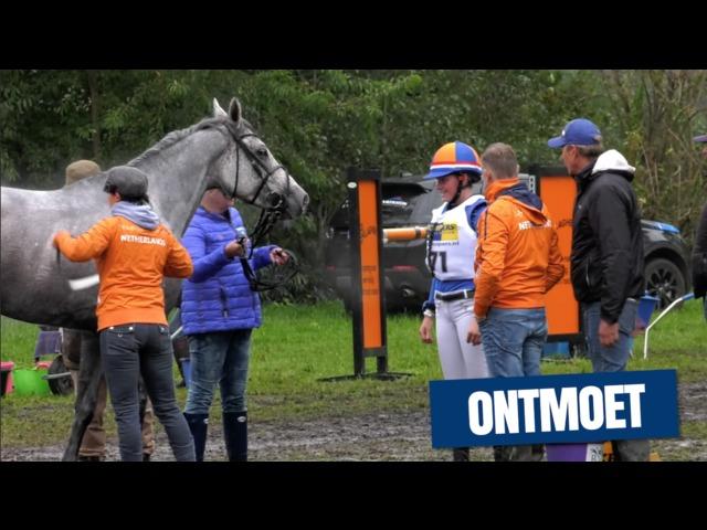 KWPN Ontmoet - Sanne de Jong