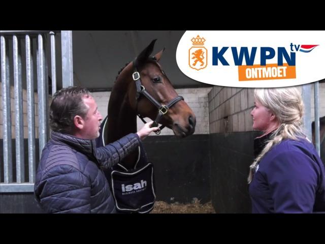 KWPN Ontmoet - Guardian S en JongKWPN