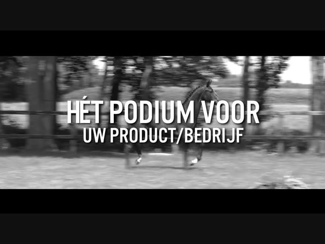 Promo groei mee met KWPN.tv!