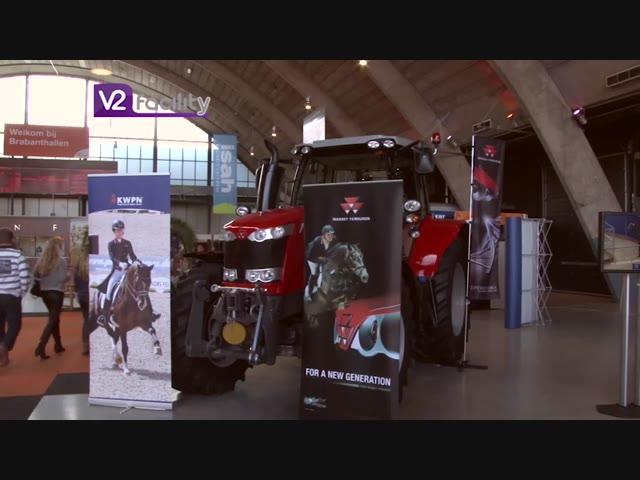 Commercials Isah, Xcellent horse insurance en V2 Facility
