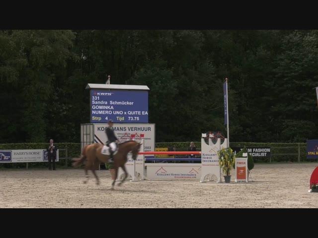 Semi Live - Blom - 6jr - Woe - 1/2 finale - 11.30 tot 12.00