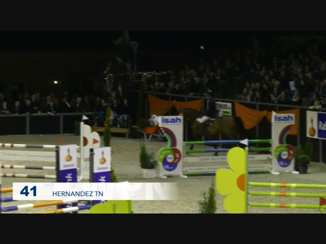 41 - Hernandez TN - 2e Manche